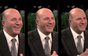 Mr. Wonderful - The Shark Tank on ABC