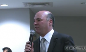 Kevin O'Leary on What it Takes to Get Rich
