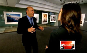 Kevin's Photo Exhibit Featured on CBC's Lang & O'Leary Exchange