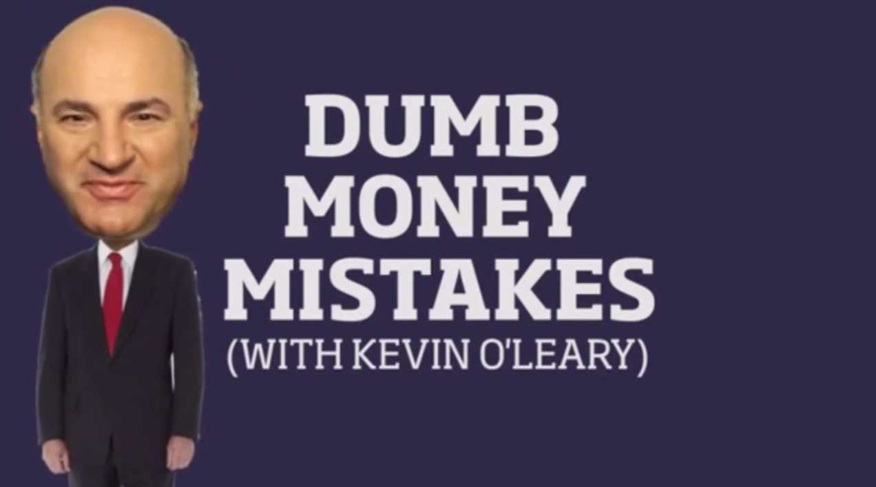 The Dumbest Money Mistakes You Can Make!